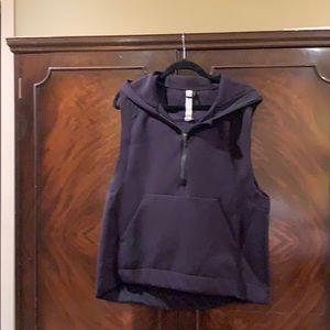Women's Lululemon Black Running Vest